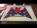 Créations La Licorne #17 Sac Origami, couture facile, débutant