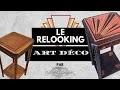 Relooking : La Sellette Art déco