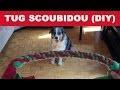 [DIY] Comment fabriquer un TUG SCOUBIDOU pour votre chien - Tutoriel