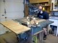 Comment fabriquer un Ogee au banc de scie