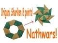 [Origami] Le Shuriken Frisbee !