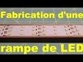 Fabriquer un éclairage à LED