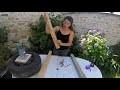 Equi'Bricole : Tuto/DIY Fabriquer son chandelier avec une roue et bois