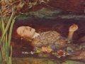 Voyage dans un tableau 1 John Everett Millais : Ophélie (1851)