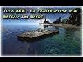 Tuto Ark : La construction d'un bateau, les bonnes bases