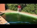 Eau de piscine verte PRODUIT MIRACLE 2