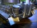 fabrication , montage et essais de mon char TIGRE1 rc 1-16 tout métal.wmv