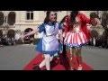 Carnaval lycée Carnot Cannes