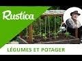 Planter des tomates sous châssis
