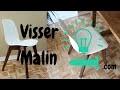 Comment fabriquer une chaise scandinave - EP15