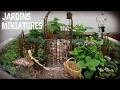 L'art du jardin miniature: les 50 plus beaux trouvés sur le net
