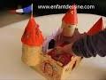 Comment faire un chateau en carton