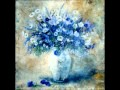 peinture de fleurs à l'huile par différents artistes par: Lana