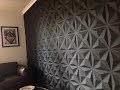 panneaux muraux 3D WALLART