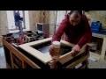 Fabrication d'un meuble d'atelier