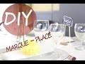 DIY   Créez des marque-places originaux pour vos tables de fête