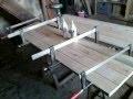 comment construire des volets en bois