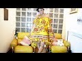 DIY COUDRE UNE ROBE PAGNE AFRICAINE
