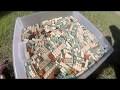 RESTAURER LA COULEUR ORIGINALE DES LEGO JAUNIS PAR LE SOLEIL