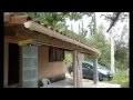 Réalisation et construction d'une terrasse couverte