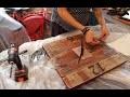 DIY - Fabriquez une horloge en bois