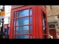 La cabine téléphonique aquarium (Version anglaise)