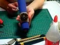 Rond de serviette facile et rapide (recyclage)/Napkin ring easy and fast (recycling)