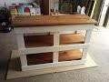 pallet kitchen furniture / meuble de cuisine en palette