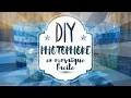 Tuto DIY : fabriquer un photophore en mosaïque