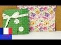 DIY Carte & Boîte tout en un | Super emballage cadeau simple à faire | Idée Anniversaire