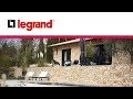 Découvrez une maison en domotique Legrand MyHOME et finition Céliane sur la côte d'Azur