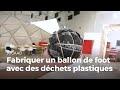 Fabriquer un ballon de foot avec des déchets plastiques | Jugaad