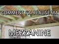 COMMENT FAIRE UNE MEZZANINE ?