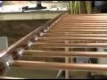 Fabriquer un panneau solaire thermique