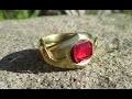 Jewelry / Fabriquer une chevalière
