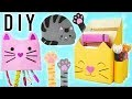 CHAT KAWAII BACK TO SCHOOL 5 IDEES DE FOURNITURES SCOLAIRES TUTO DIY