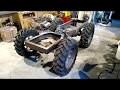 construction d'un tracteur artisanal (partie 2)
