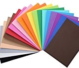 20 X 30 cm A4 Peel et Stick DIY matériaux Eva éponge Papier en mousse éducatif maternelle à la main ...