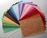 40papier mûrier Taille Feuille A4Motif Craft fabriqué à la main Art Soie Japon Origami Washi Wholesale Bulk vente Unryu Elle ...