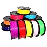 5/10/12/20 PACK 1.75mm Imprimer Filament ABS Modeling stéréoscopiques pour le dessin 3D Printer Pen (20)