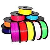 5/10/12/20 PACKS 1.75mm Imprimer Filament ABS Modeling stéréoscopiques pour le dessin 3D Printer Pen (5)