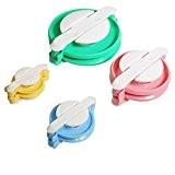 8 outils essentiels de tissage pour fabriquer des pompons de 4 tailles différentes par CurtzyTM