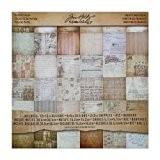 Advantus Idée-Ology Stash papier Pad 12 « X 12 » 36/feuilles-Français industriel