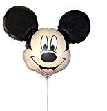 Ballon geant Mickey Decoration Anniversaire - 76x92 cm Aluminium - 302