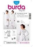 Burda B7156 Patron de Couture Linge Historique 19 x 13 cm