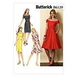 Butterick Patron de couture facile Éleveurs et ouvriers qualifiés de femme Style Vintage robes
