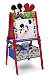 Delta Children - TE87575MM - Mickey - Tableaux avec Chevalet en Bois