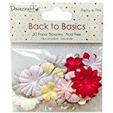 Dovecraft Back to Basics Pretty in Pink Motif fleurs en Papier