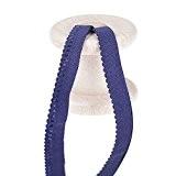 Elastique lingerie d'encolure au mètre - Bleu marine