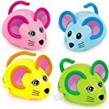 German-Trendseller ® 1 x souris à remonter?jouet mécanique? petit cadeau? l'anniversaire d'enfant? idée cadeau